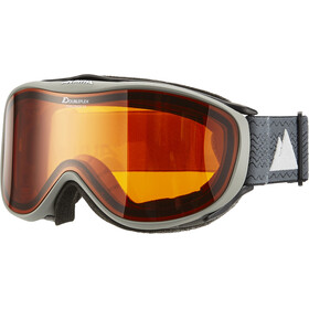 Alpina Challenge 2.0 Doubleflex S2 Goggle anthracite matt